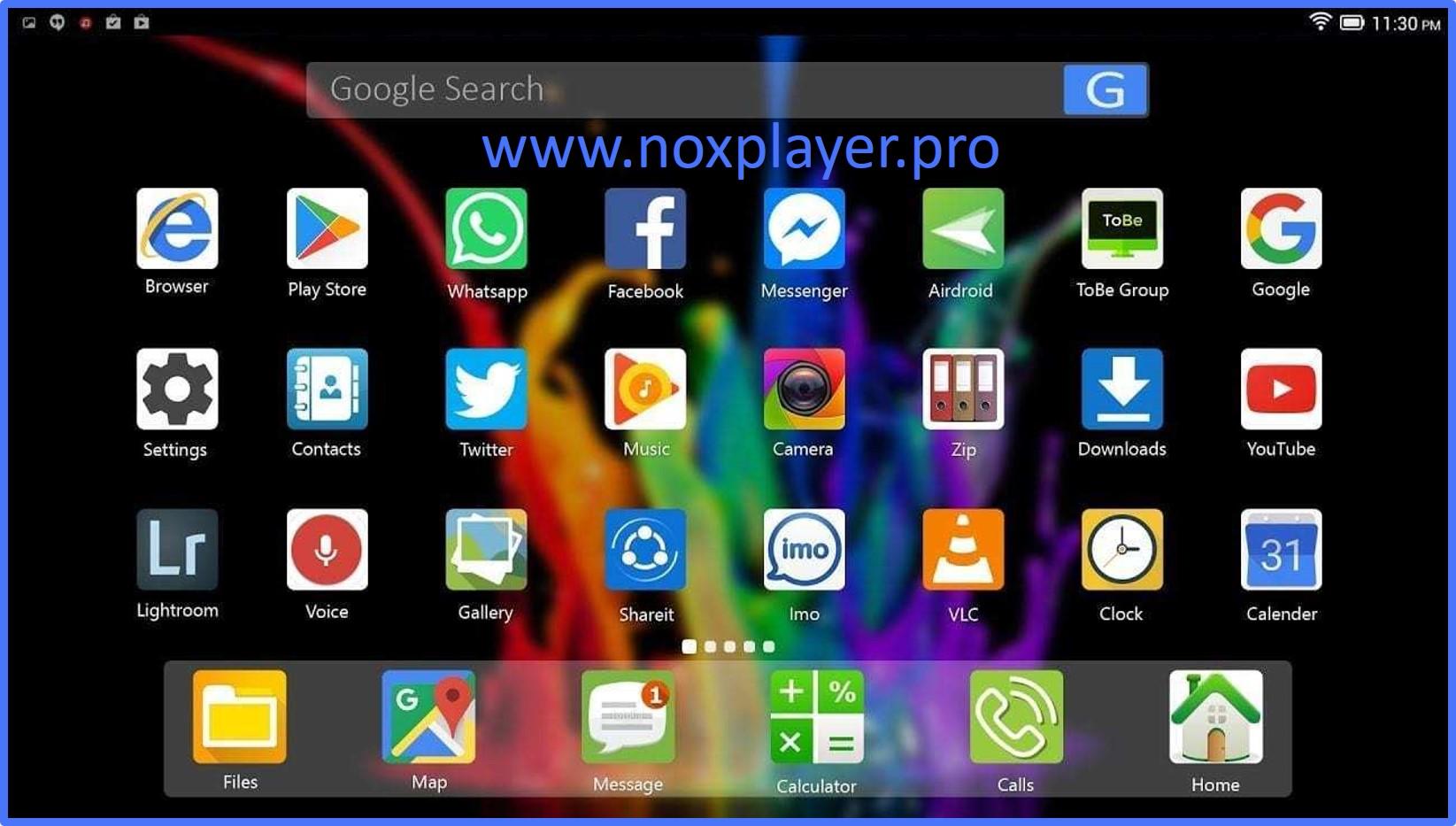 nox player download