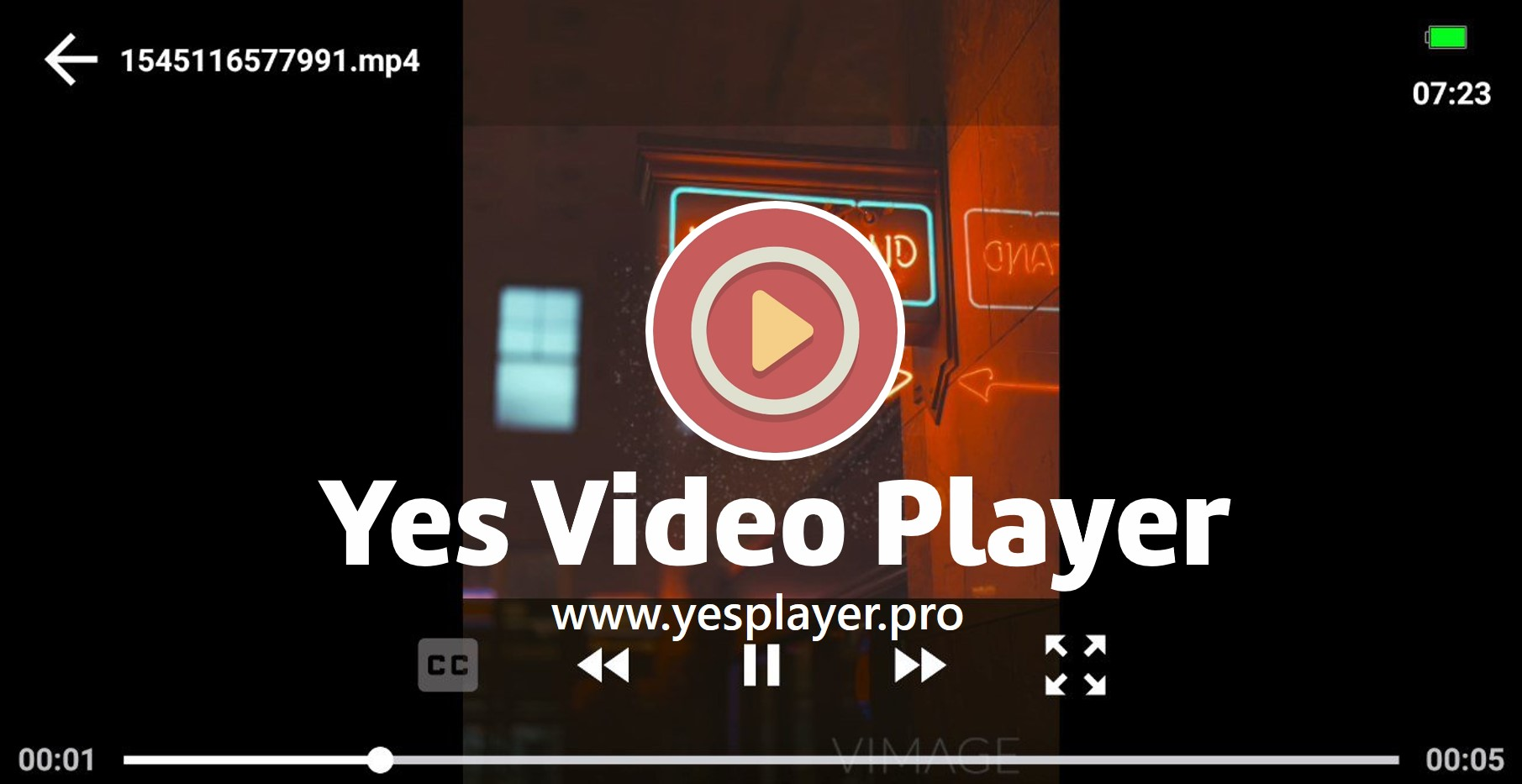 yes player apk