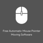 mouse Jiggler Free Automatic Mouse Pointer Moving Software